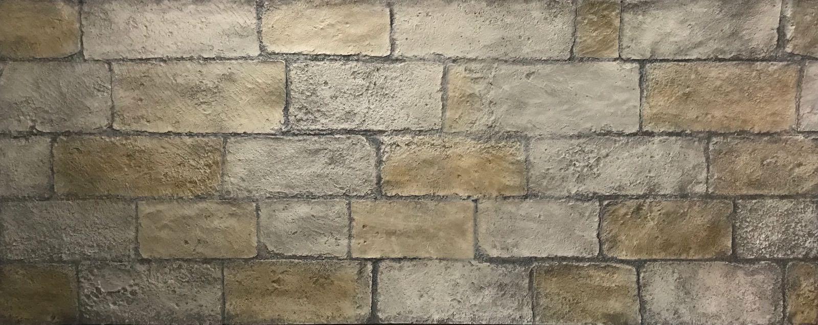 Decrepito - Venon Duvar Panelleri, Fiber Panel