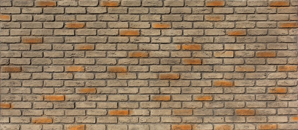 Ladrillo - Loft Duvar Panelleri, Fiber Panel