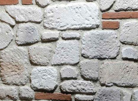 ilion Kültür Taşı, Duvar Kaplama